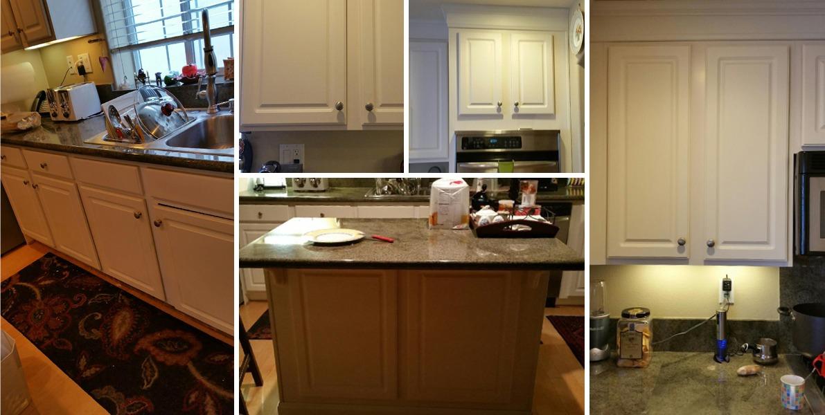 Martha, kitchen, cabinets, Home Depot