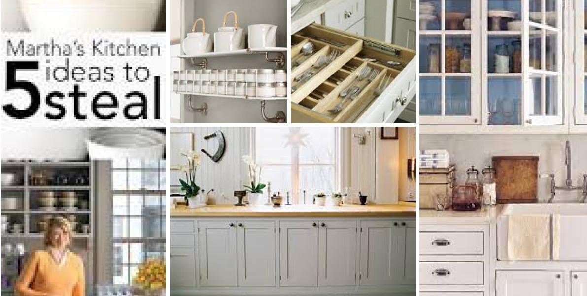 Martha's Kitchen Cabinets at The Home Depot - ALLADIYALLY.COM