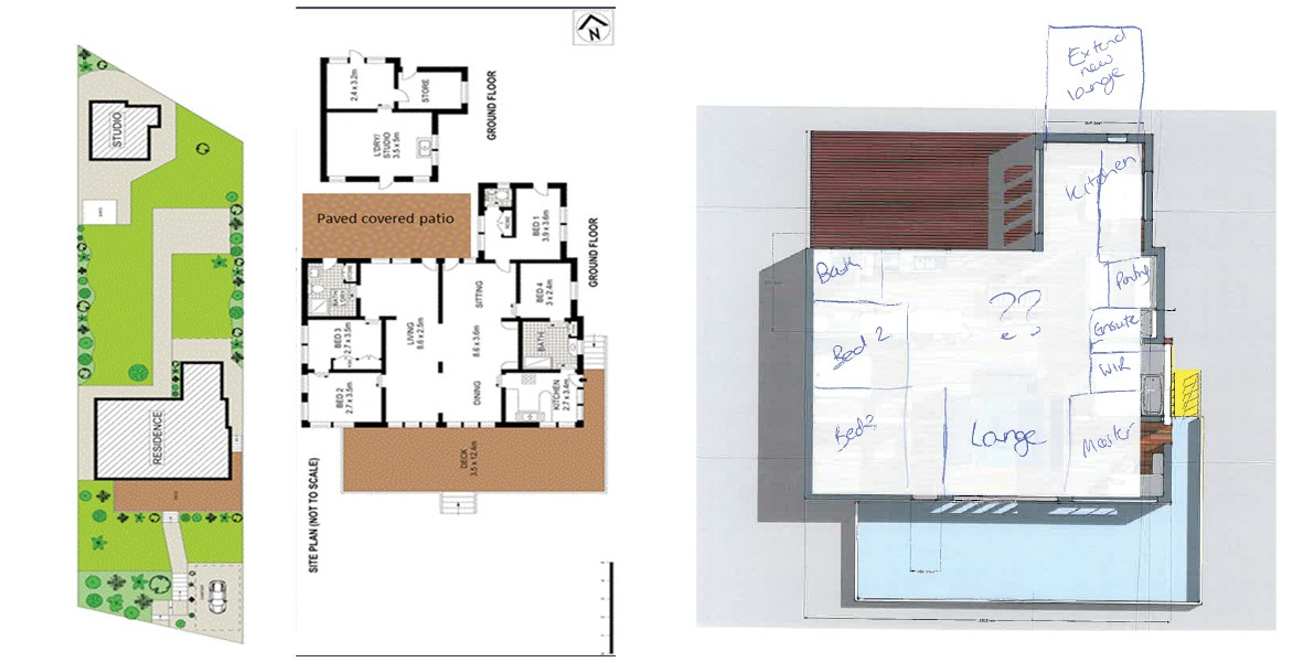 Alla DIY Ally, space planning