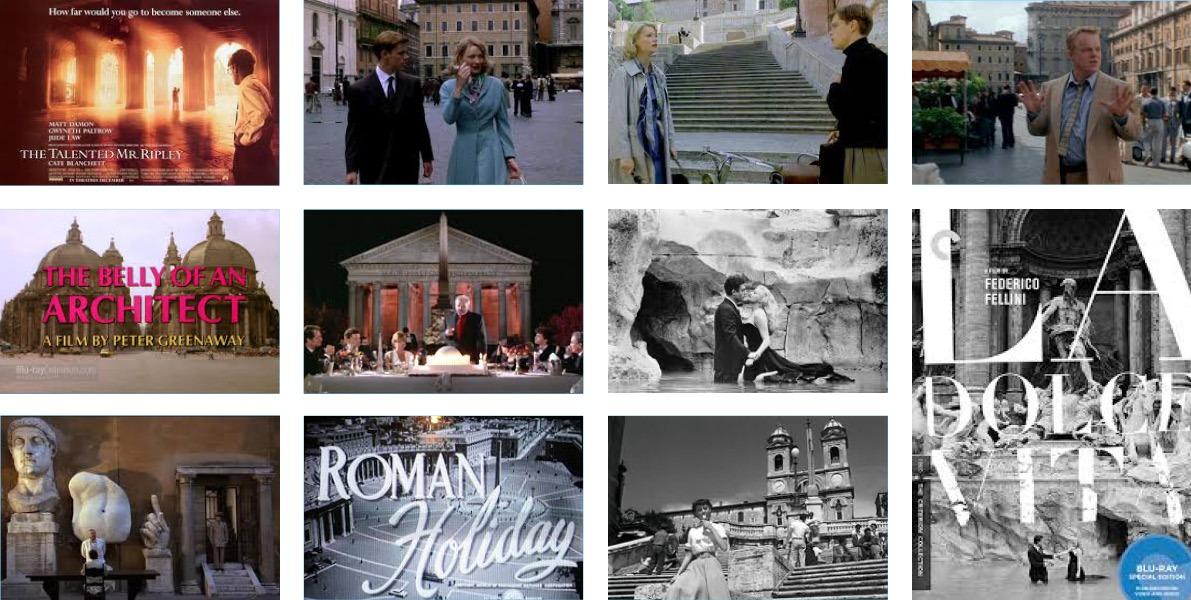 Rome, design integration