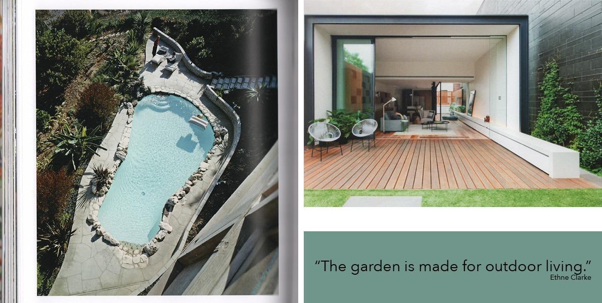 midcentury, modern, landscapes