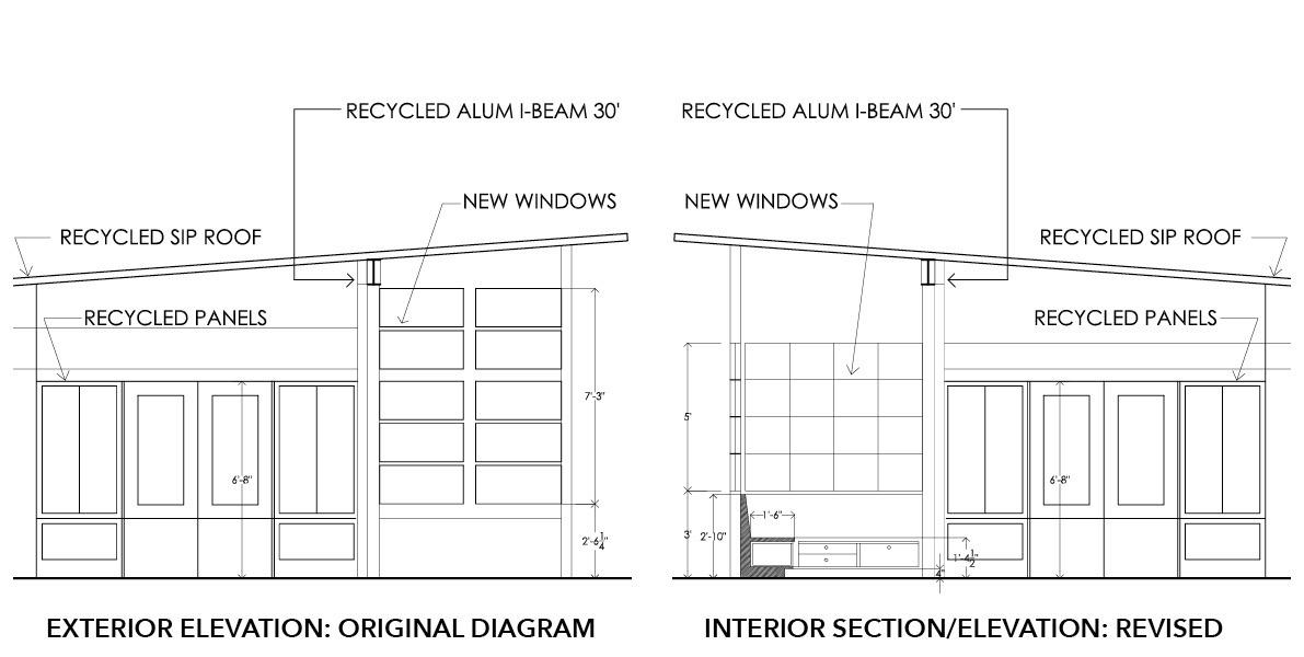 windows, built-in, window seat