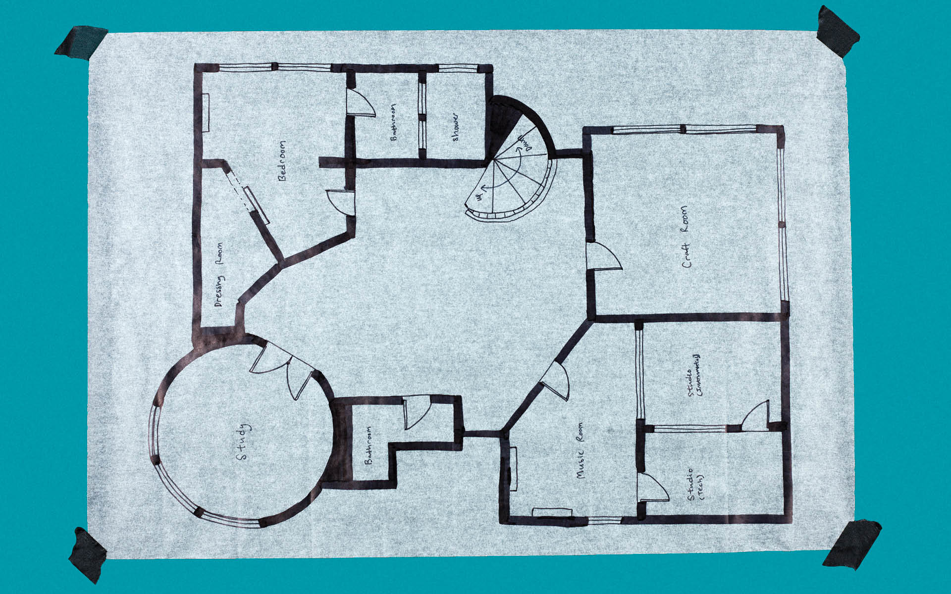 floor plan, DIY Like an Architect
