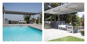 outdoor kitchen, architect on demand