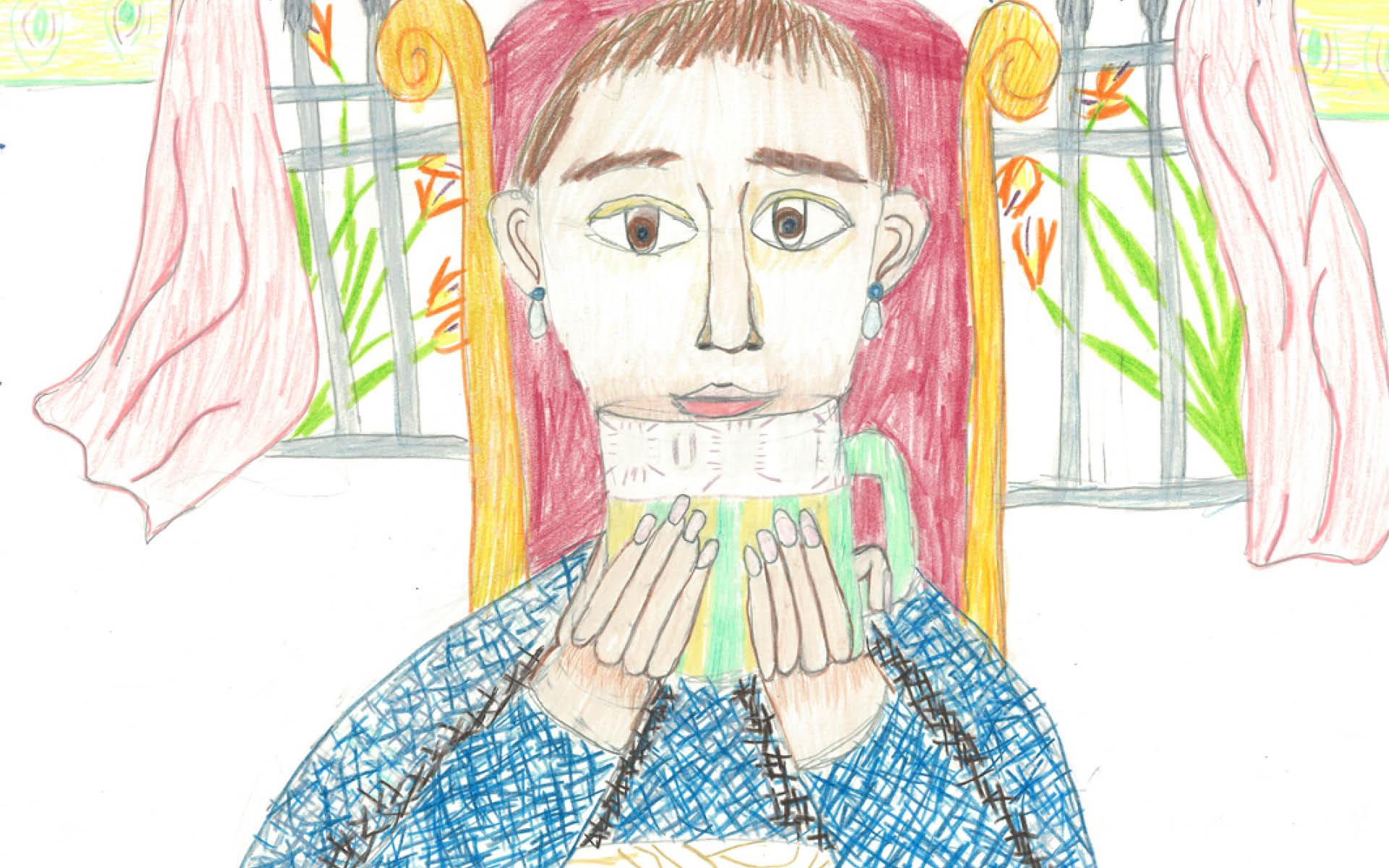 artist's prayer, architect on demand, advice without strings, DIY Like a Hummingbird