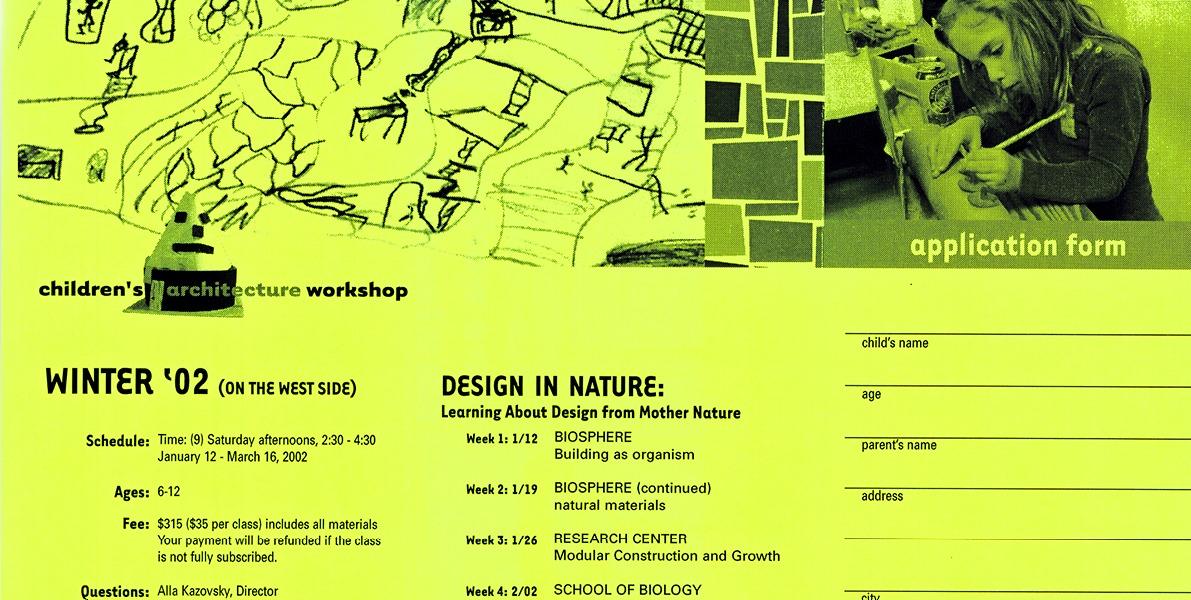 framework, architect on demand