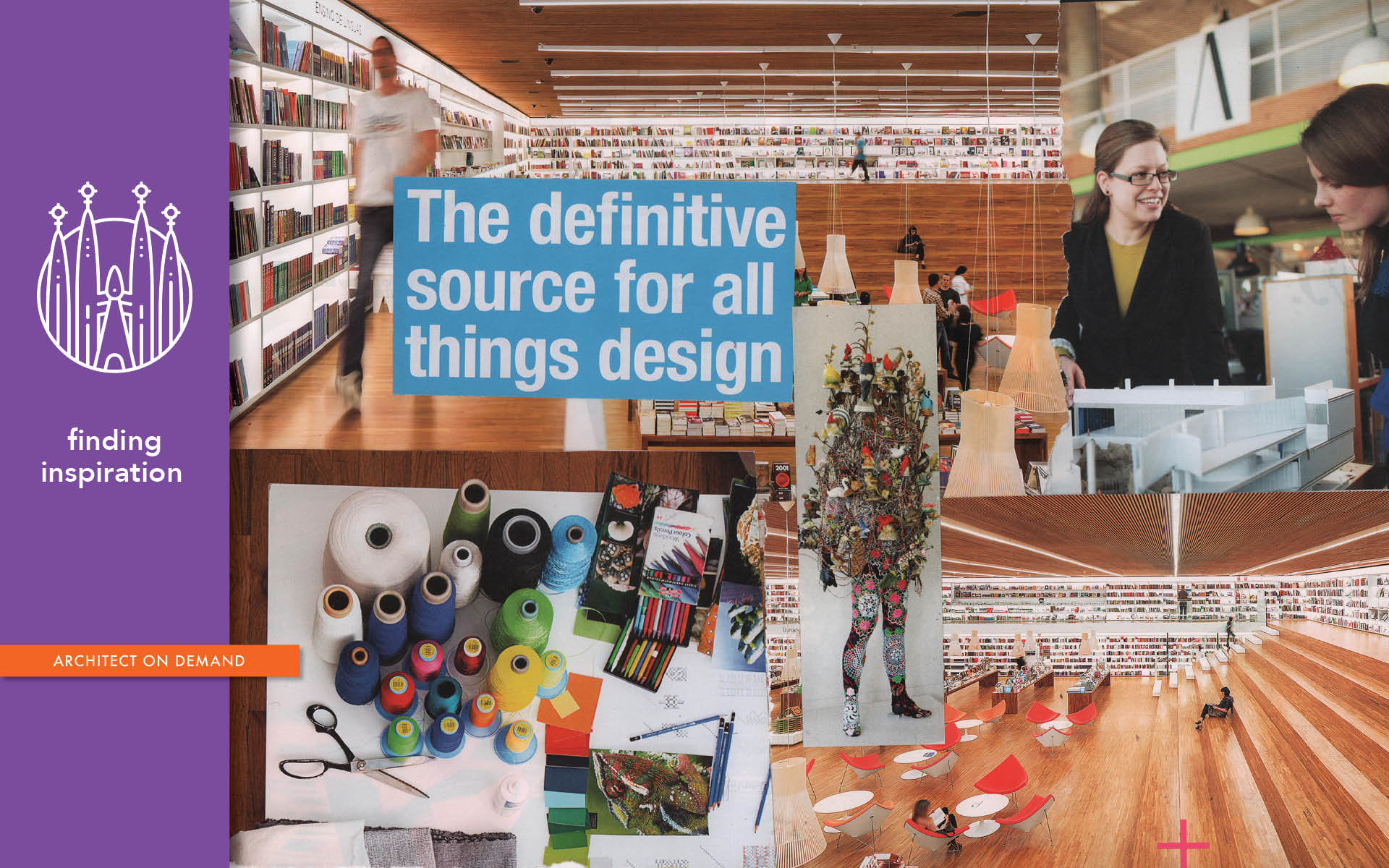 home depot, creative hub, architect on demand, advice without strings