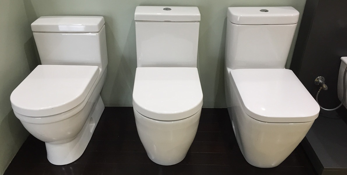 bathroom fixtures, toilet
