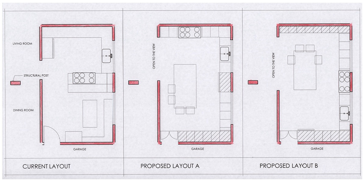 upcoming project, planning, kitchen remodel