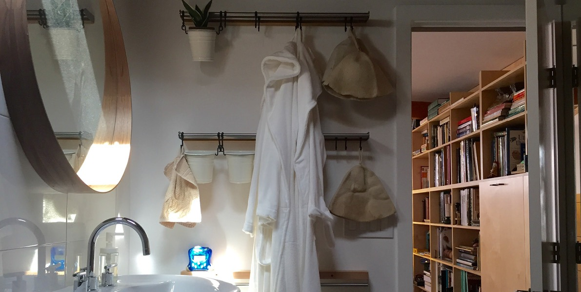 customizing, IKEA, wall-mounted organizer