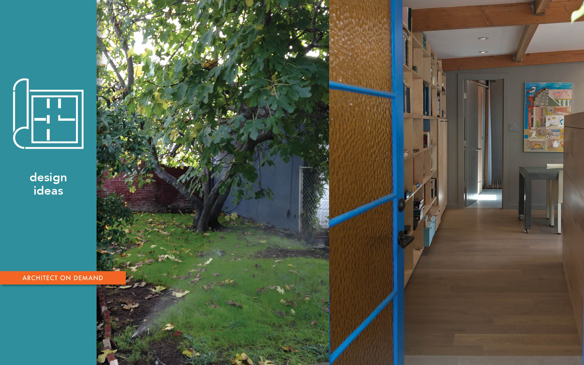 transformation, shed, 3-car garagearchitect on demand, advice without strings