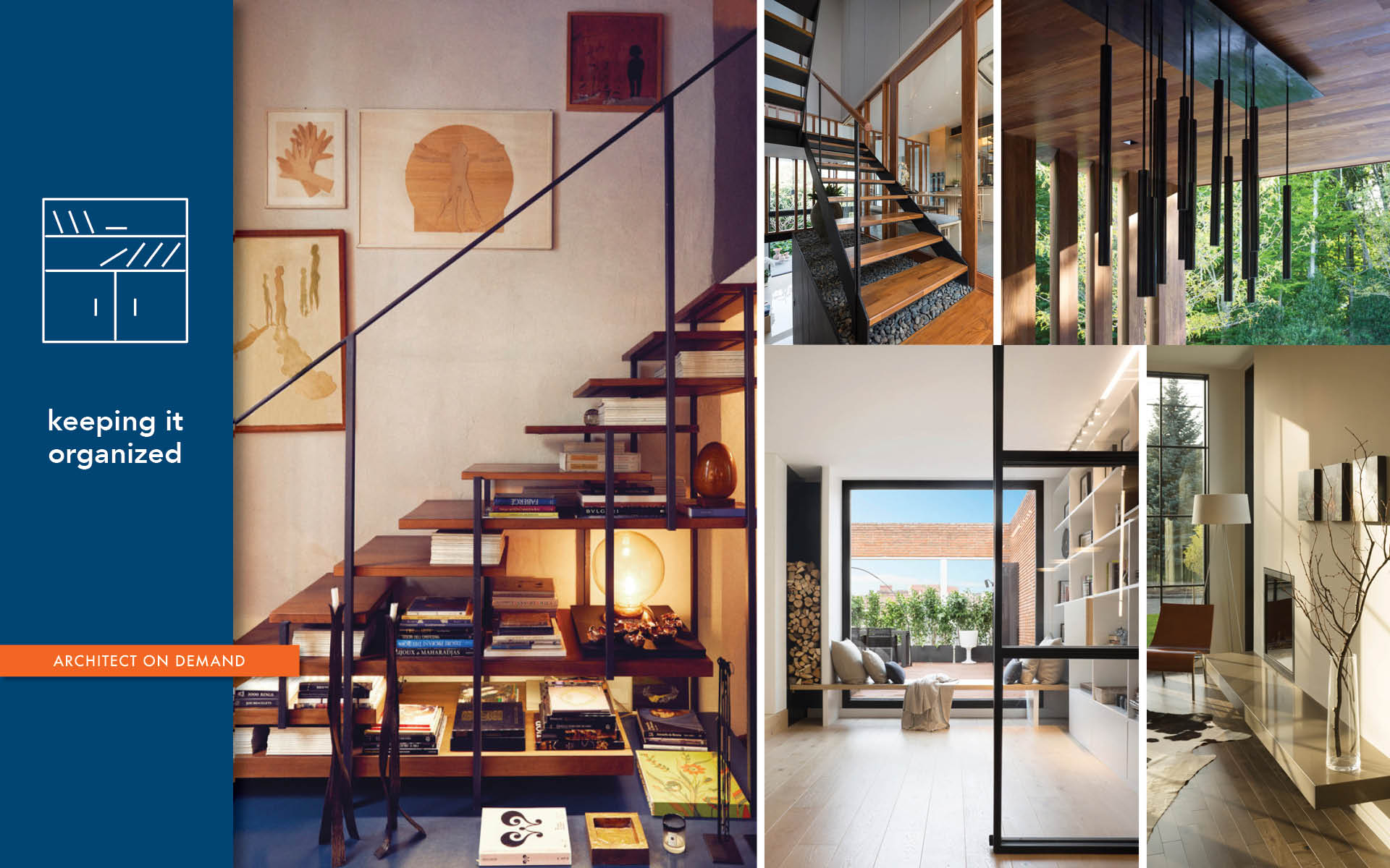 organizing, ideas, beautification, lobby, architect-on-demand, advice-without-strings