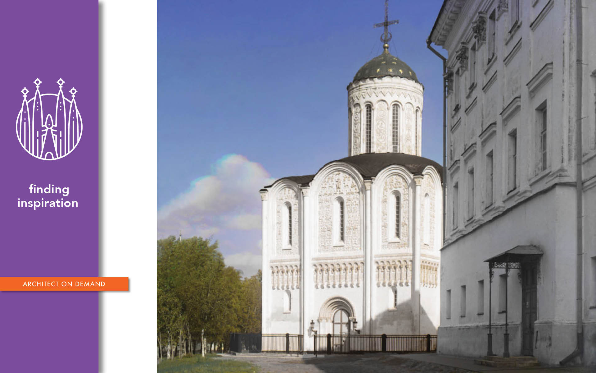 Prokudin-Gorskii, architect-on-demand, advice-without-strings