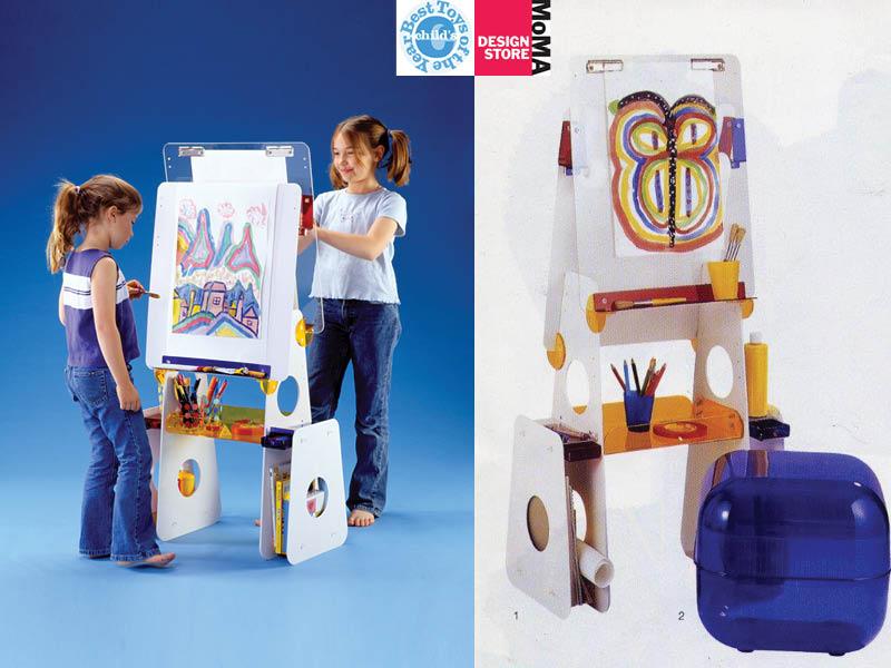 kids-studio-easel-moma-store